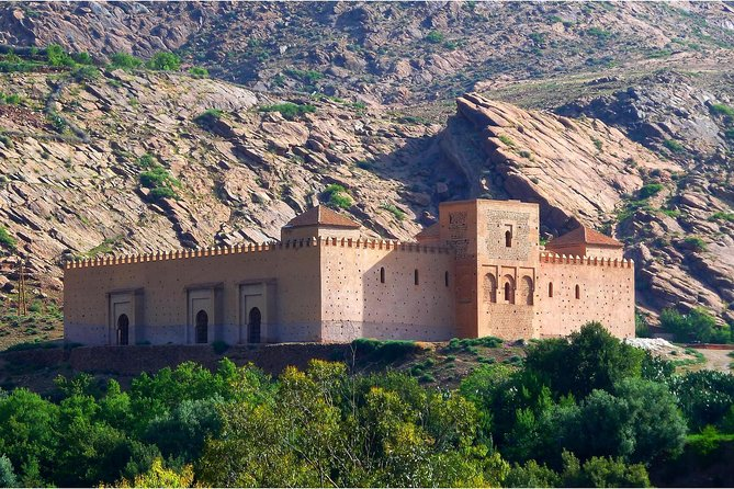 Day Trip to Tinmel Mosque & Berber villages