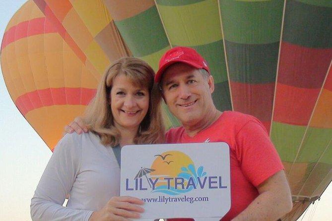 Hot Air Balloon Experience Luxor