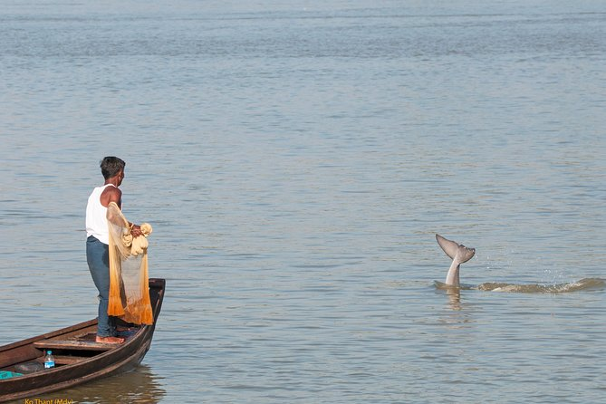 Unique Culture of Irrawaddy Dolphins and Myanmar People