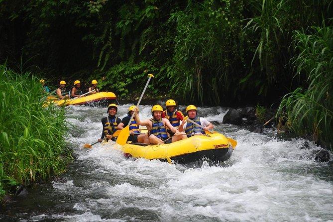 Five stars Rafting Adventure at Telaga raja River