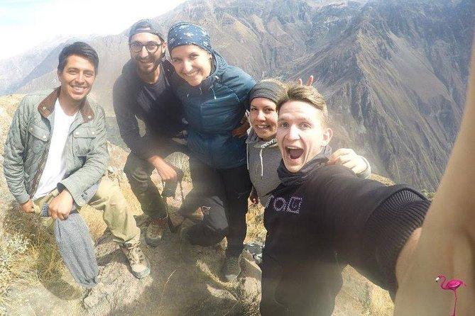 Customized Backpacker Premium Colca Canyon Trekking 2d