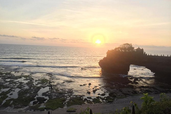 Private Day tour - Ubud and Tanah Lot Sunset in one Day