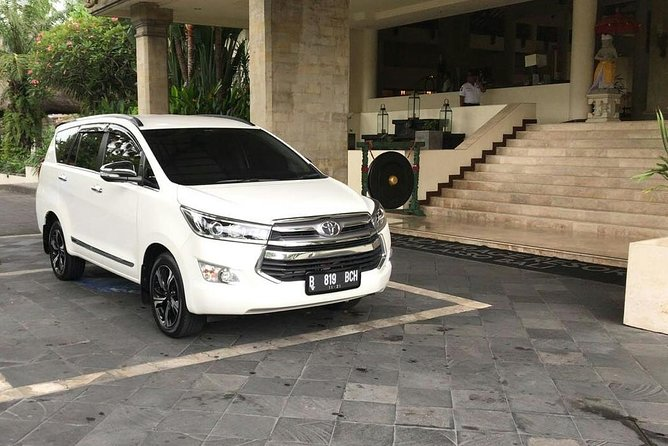 Private Vehicle with Driver at Bali Free & Easy-10 Hours