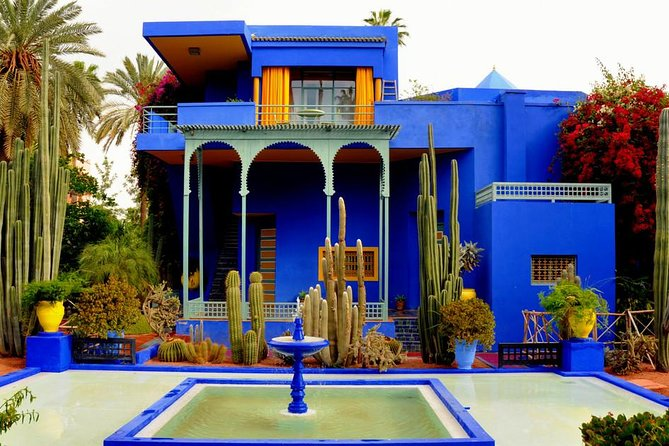 Imperial Cities 7 Days Tour from Marrakech