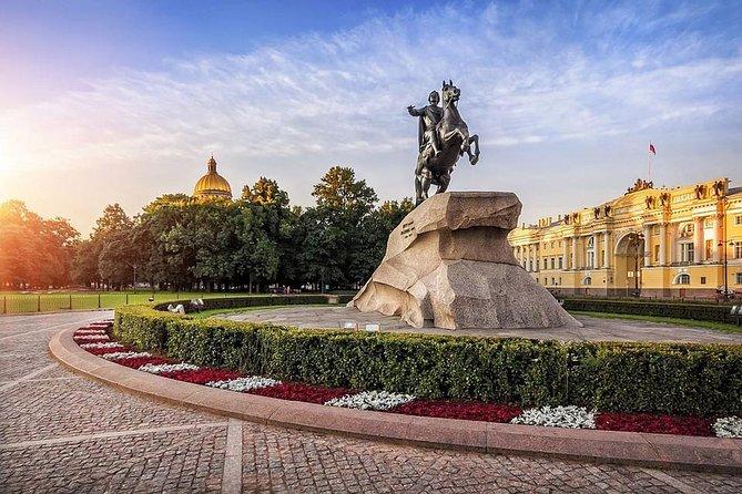 Saint-Petersburg By Car