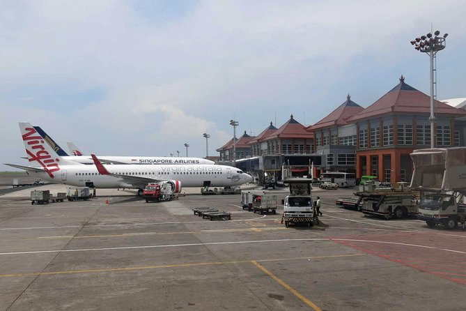 Hotel to Airport:Bali Departure Private Transfer (Daytime)