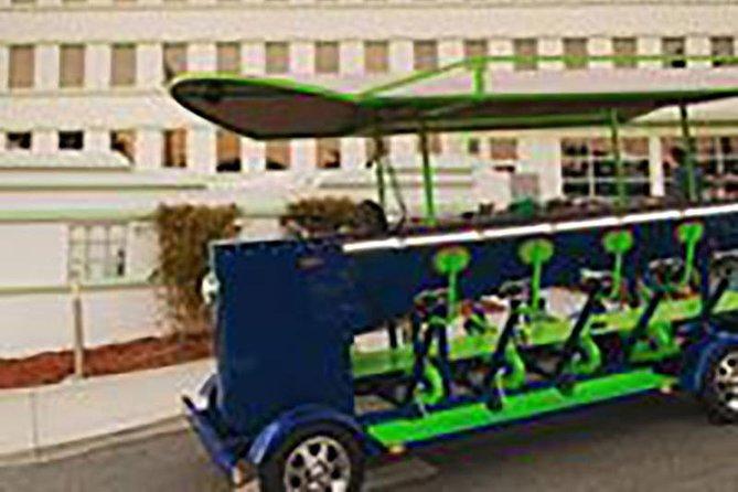 Hopcycles Pedal Bus 2 Hour South Tour