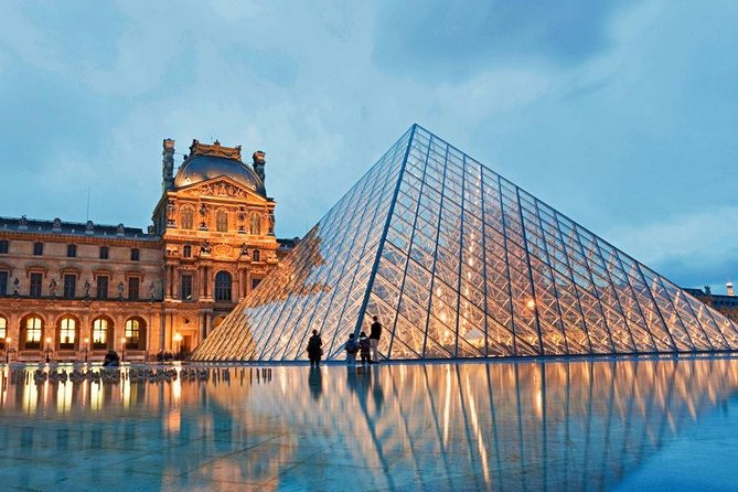 Private Walking Tour: The Louvre Museum