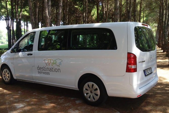 Private Transfer from Belek Area to Antalya Airport