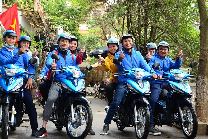 Hanoi Half Day Tour On Scooter - A Best Way To Explore The Real Hanoi