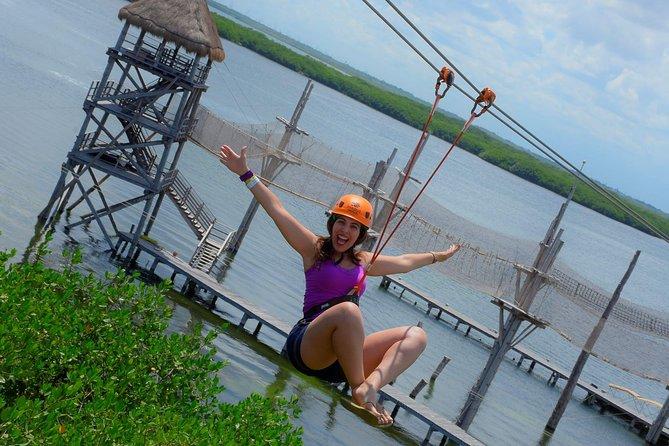 Parque Maya Adventure Zipline & Jungle Tour
