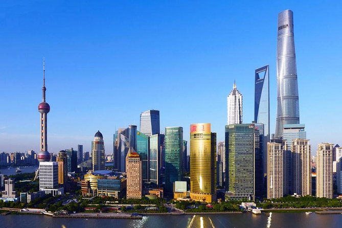 Flexible Shanghai Private Day Tour from Suzhou by Bullet Train