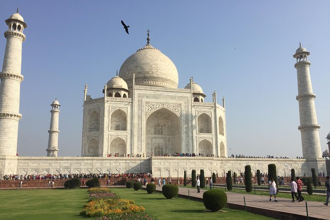 Agra Day Trip From Delhi