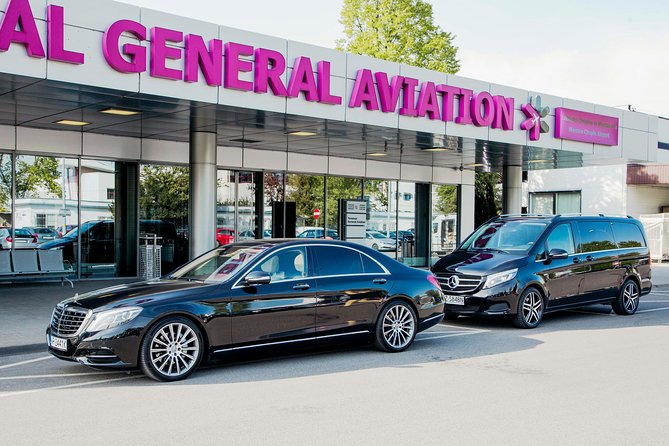 Private transfer by social-distance car from or to Warsaw Chopin Airport