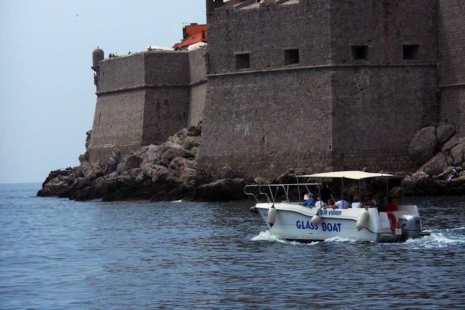 Entdecken Sie Dubrovnik mit dem Boot - Dubrovnik Panorama mit dem Boot