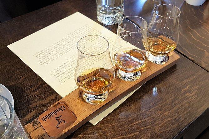 インヴァネスまたはアビモアとその周辺地域からのSpeyside Whiskeyプライベートツアー