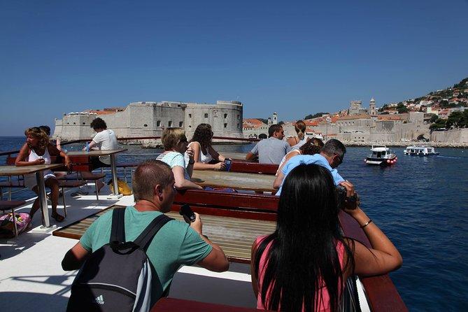 3 Inselrundfahrt Dubrovnik - Kostenloses Mittagessen mit Wein und Erfrischungen