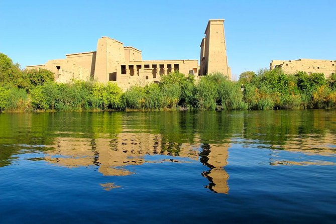 Private Full Day Tour to Aswan from Luxor