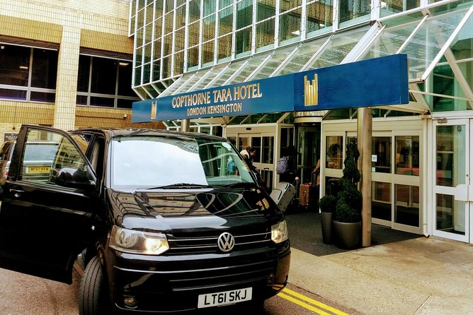 St Pancras Station Private transfer from or to your Hotel in London photo 2