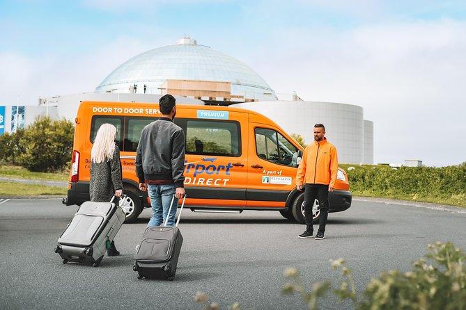 Door to Door Premium Airport Transfer from Keflavik International Airport to Reykjavik Hotels