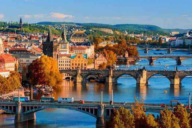 Airport Transfer Roundtrip - Prague Travel Guide