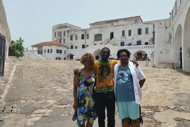 Ghana Benin Nigeria 2019