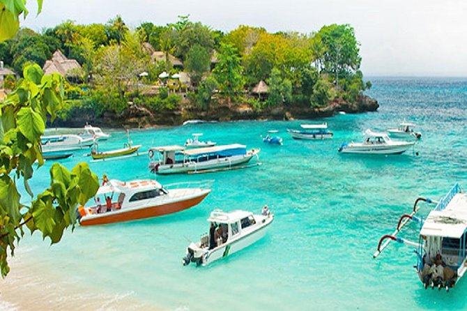 Lembongan Day trip departure from bali