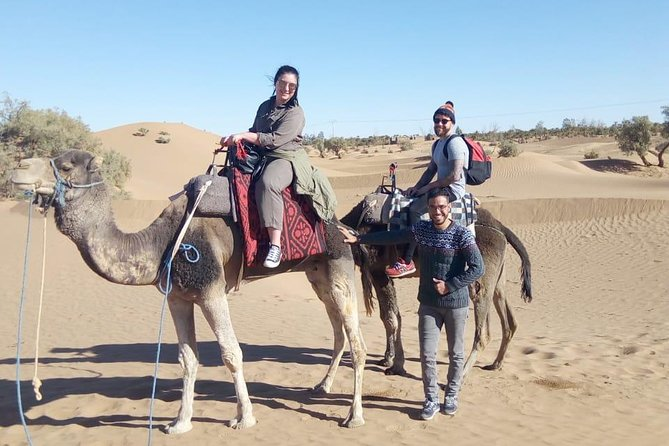 Mhamid Erg Lihoudi: 2 Days Private Tour from Marrakech