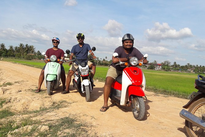 Tonle Sap Lake Scooter Tour