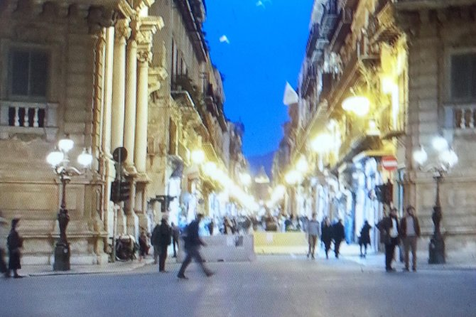 Palermo and Monreale historical centre