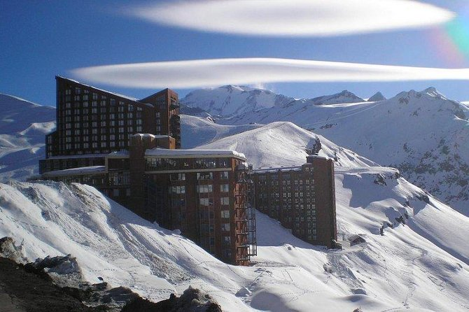 Full Day Guided Trip to Valle Nevado & Farellones from Santiago - Small Group