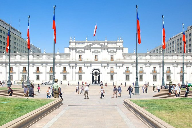 Half Day Guided City Tour in Santiago - Small Groups - Multi Language