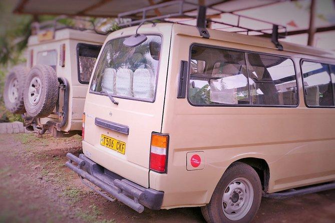 3days 2nights Tanzania budget Safari