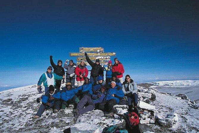 Mt Kilimanjaro Climb - 7 days Machame