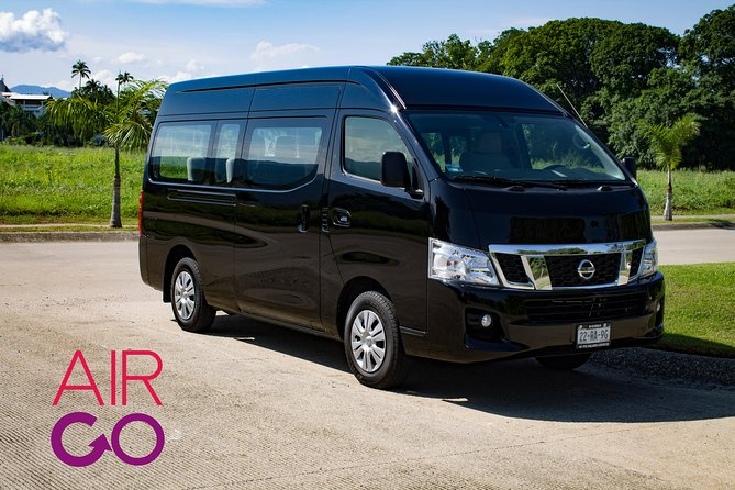 Private Airport Transport From PVR to La cruz de Huanacaxtle (Van up to 11 pax)
