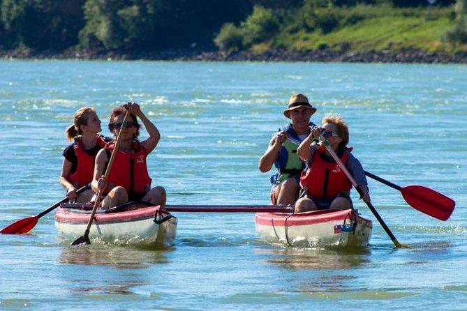 Rafting Hainburg - Bratislava