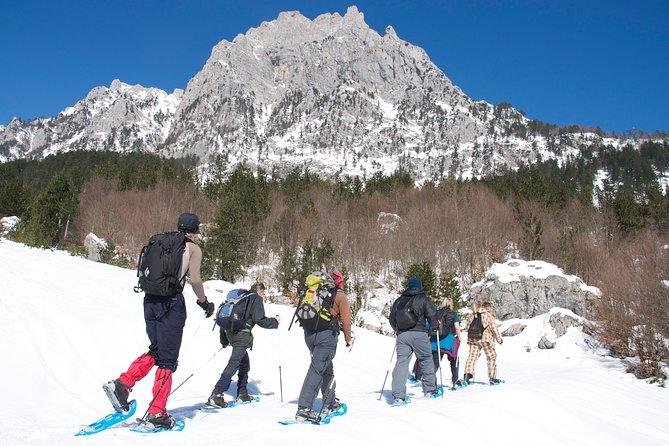 Snowshoeing in Kosovo, Albania & Montenegro