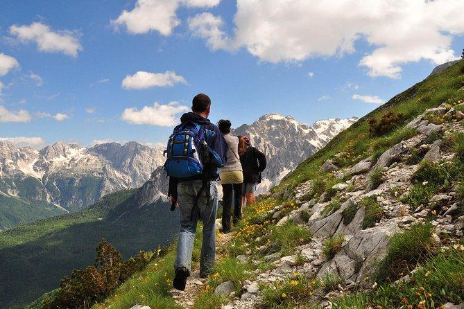Peaks of Balkans