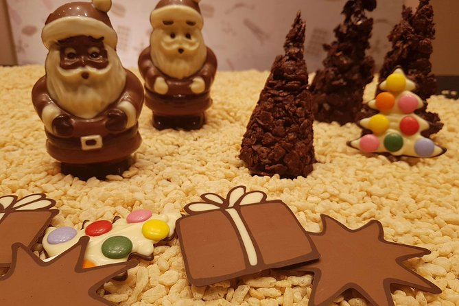 Workshop in Paris: Christmas Chocolate Workshop (DECEMBER)
