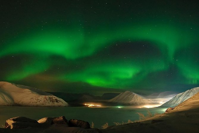 Hunting Aurora Borealis in Murmansk