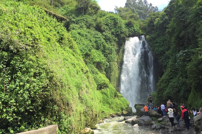 Peguche Waterfall