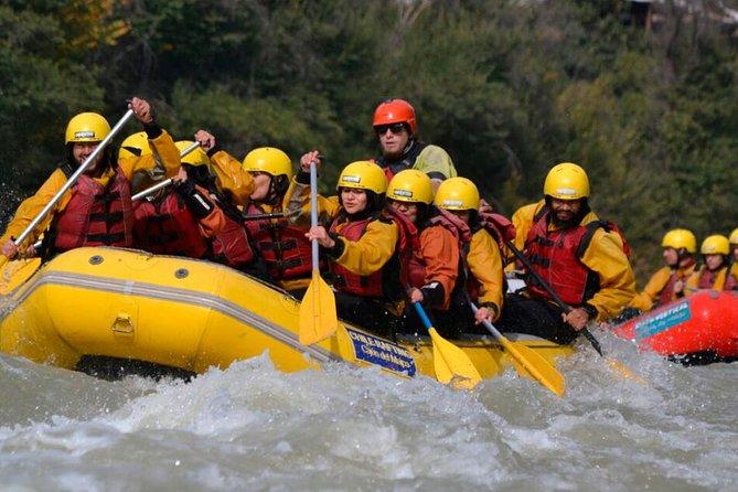 Rafting Cajon del Maipo with Barbecue