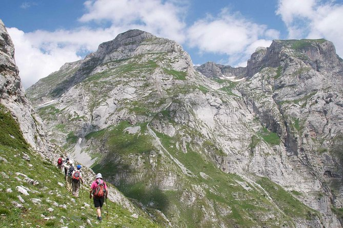 Walking Albania National Parks