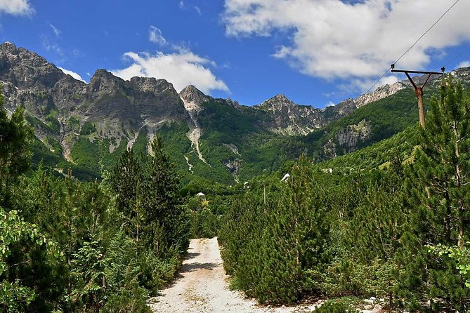 Northern Albania Cycling