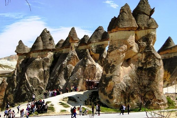 Cappadocia Full-Day Tour from Istanbul: Goreme Open-Air Museum, Pigeon Valley