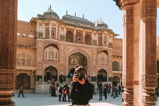 Private Jaipur Overnight Tour From Delhi