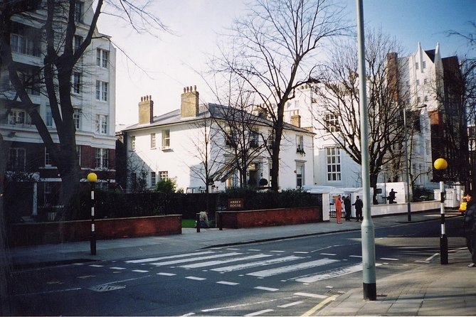 The Abbey Road Crossing and Studios
