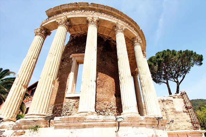 Best of Tivoli Guided Tour with Old Town, D'Este, Gregoriana & Hadrian's Villas Image
