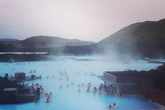 GOLDEN CIRCLE AND BLUE LAGOON TOUR