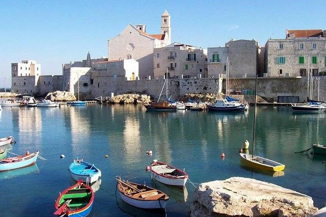 Walking Tour Of Giovinazzo With An Expert Guide, At The End Of The Tour Tasting